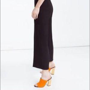 Zara High Waisted Culottes