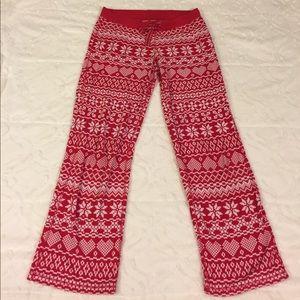 Festive, Warm & Cozy Xhilaration Pajama Pants ❄️