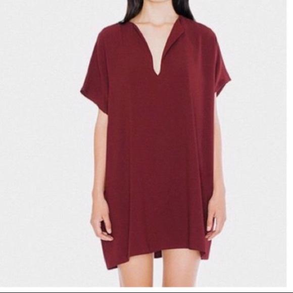 61a019b1a9b American Apparel Dresses   Skirts - American apparel Adia shift dress size  xs s