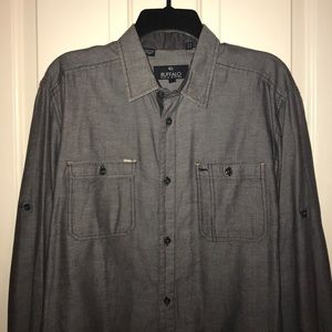 NWOT💚BUFFALO💚Longsleeve Casual button down shirt