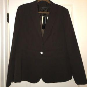 Classic New Jones NY  one button jacket