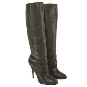 STEVEN by Steve Madden Leather Boots! Size 8.