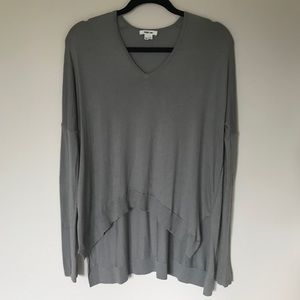 Helmut Lang High Low Sweater