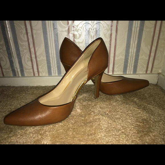 70fcb0f4a234 Brand new Merona heels. Size 11. M 59fcf15e620ff705f7057b57