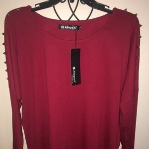 Allegra K womens top size large