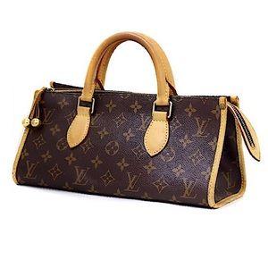 Authentic Vuitton Monogram Popincourt Handbag