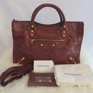 Balanciaga city bag