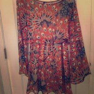 Dresses & Skirts - Retro inspired  dress! Boutique clothing