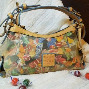 Wrapped Candy Design Dooney & Bourke Purse