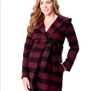 Motherhood Maternity Winter Coat