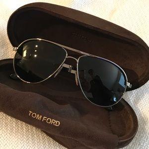 Tom Ford Aviator Sunglasses- James Bond Addition.