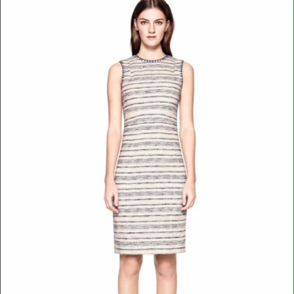 Tory Burch Dresses & Skirts - Tory Burch Nicole Tweed dress