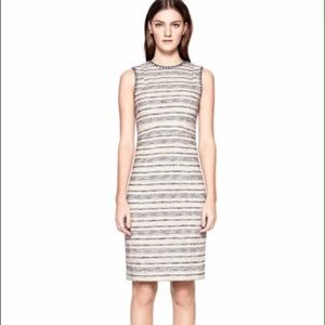 Tory Burch Dresses - Tory Burch Nicole Tweed dress
