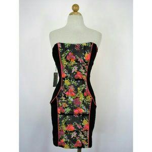 Foley + Corinna Jetsetter Neoprene Dress NWT  S