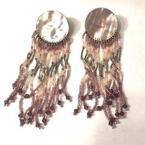 Incredible vintage earrings