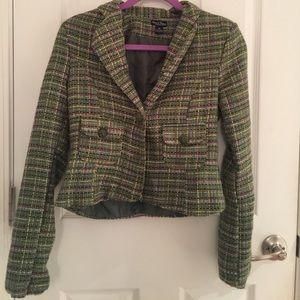 Jackets & Blazers - Tweed blazer