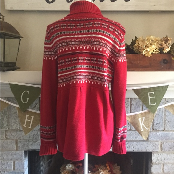 40% off Cato Sweaters - Pretty Red Sweater from Jessika's closet ...