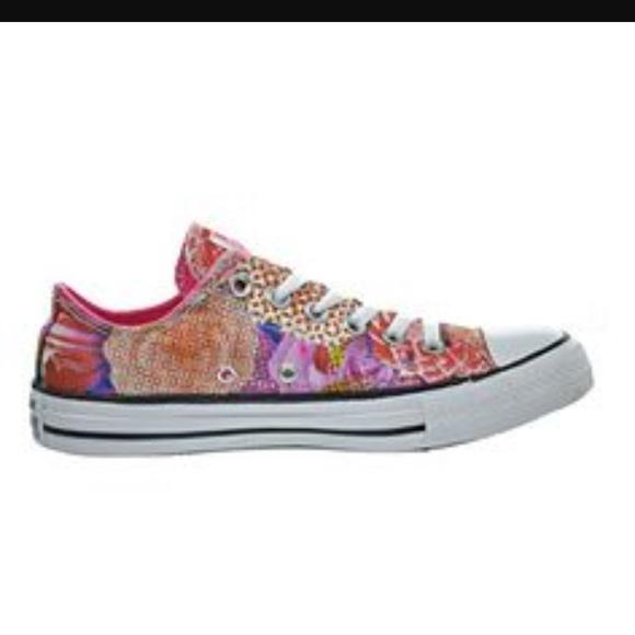 Converse Shoes - Converse Chuck Taylor All Star Digital Floral Ox 9 6c64eddc5
