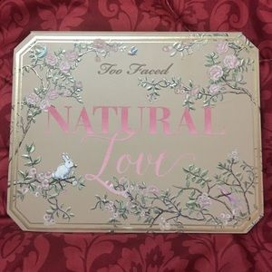 Other - Too Faced Natural Love Eyeshadow Palette