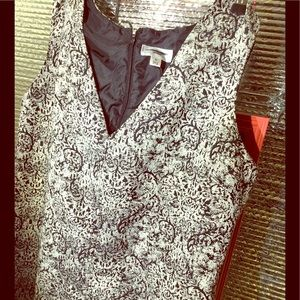 PARTY Dress! Semi-FORMAL Midi dress! Dressy Sheath