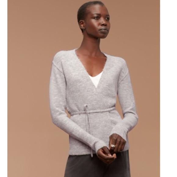 a187e0b0f4aec Aritzia Sweaters - Aritzia Wilfred Gigi Sweater