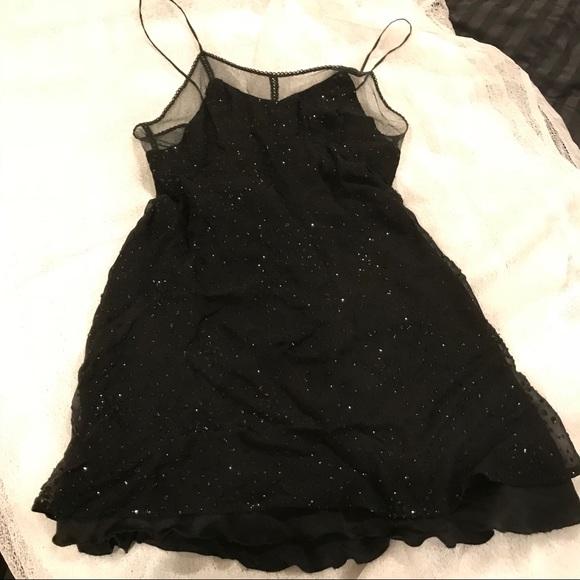 low priced 876dd 3cc3b Plein Sud Vintage 90s Sequin Slip Dress