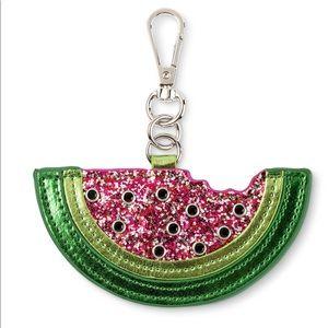 Accessories - NWT Watermelon purse charm
