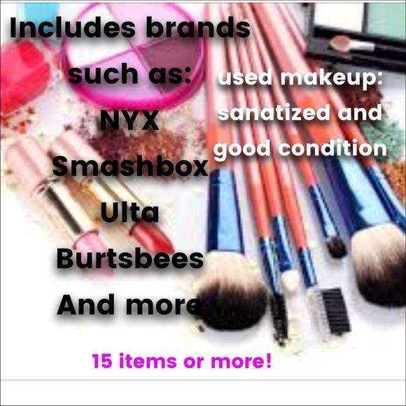 Makeup Used Box Poshmark