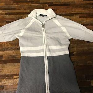 Bebe sport zip up sweater