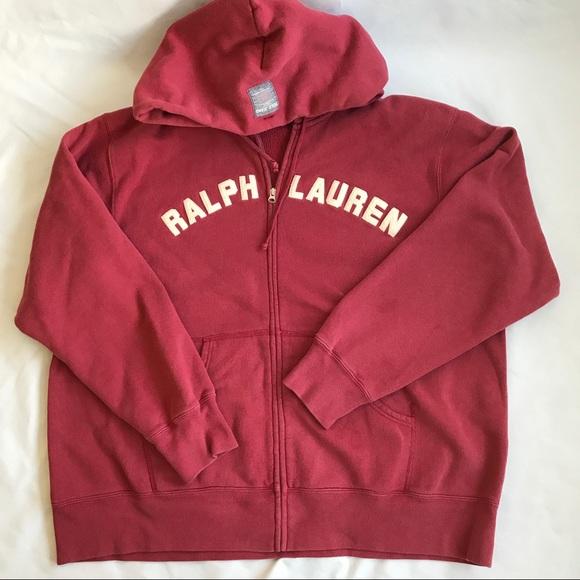e81990f74 Vintage Polo Jeans Co. Ralph Lauren Zip Sweatshirt.  M 59fd2b8e713fde1839069636