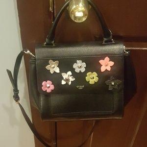 Black Guess handbag/crossbody
