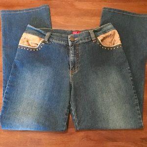 Christina V Boot Cut Jeans