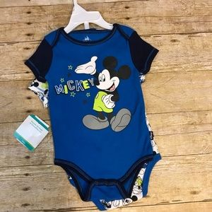 84754c5e9 ... Wholesale Children's Clothing; Disney; Disney Matching Sets | Baby  Mickey Mouse 3 Piece Boy Set 03 ...