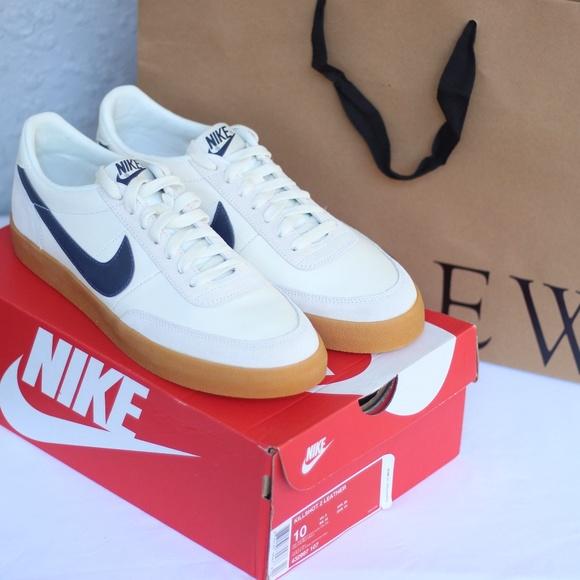 size 40 1940f e49a1 Nike x J. Crew Killshot 2 Leather