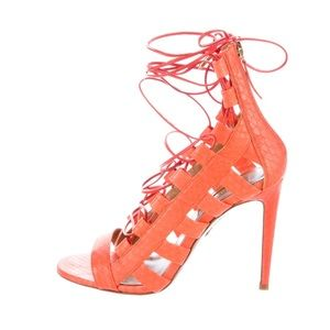 Aquaazzura Amazon heels