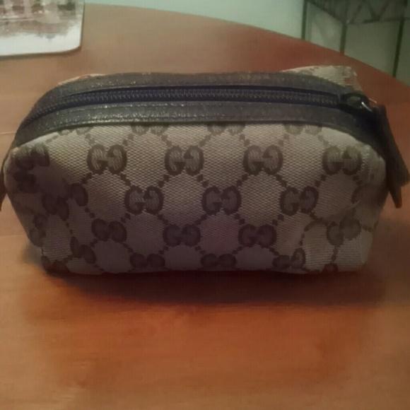 685926e1ad42 Gucci Bags   Cosmetic Pouch   Poshmark