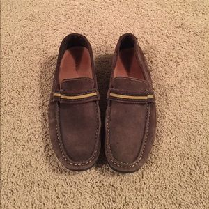 Barely worn Zara Men leather loafers