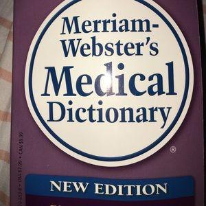 Median medical dictionary