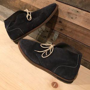Ben Sherman suede shoes