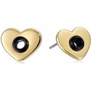 NWOT Marc Jacobs Heart Earrings