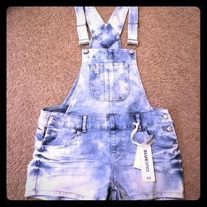 Denim - Denim Blue Overalls !!From a Boutique
