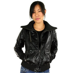 Element Pippin Jacket in Black