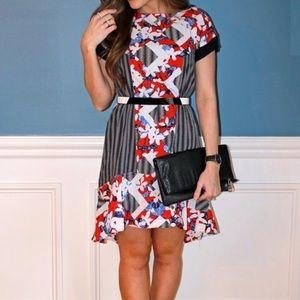 Peter Pilotto Floral Dress Size 4