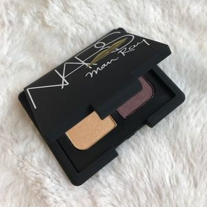 NEW NARS MONTPARNASSE DUO EYESHADOW MAN RAY 2017