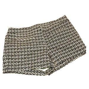 Cynthia Rowley Printed Shorts Size 4 Must See