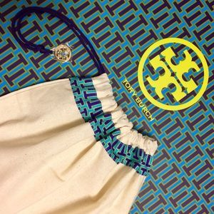 Tory Burch Drawstring Dust Bag for Shoes or Purse