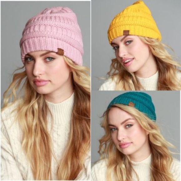 SALE! Cable Knit Ribbed Slouchy Beanie Skull Cap 1372dc5bbdb