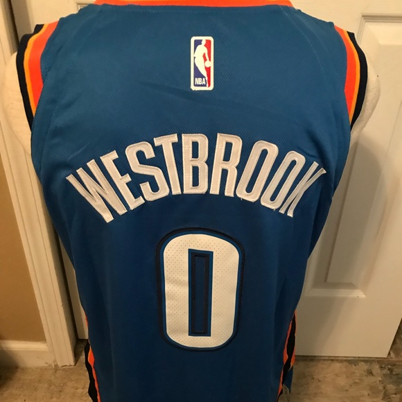 huge discount 9bb4f e8f87 New Russell Westbrook jersey. NWT