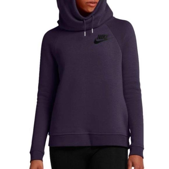 e8e62fbecaeb Nike Women s Sportswear Rally Hoodie
