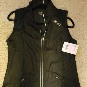 Blk 2XU Tech 360 Vest For Women
